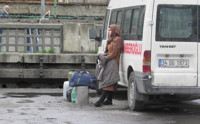 İstanbul'a sığınan kadınların vizöründen 'İstanbul' 3
