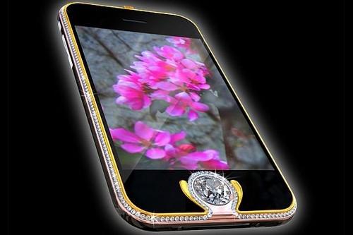 Dünyanın en pahalı cep telefonları 1