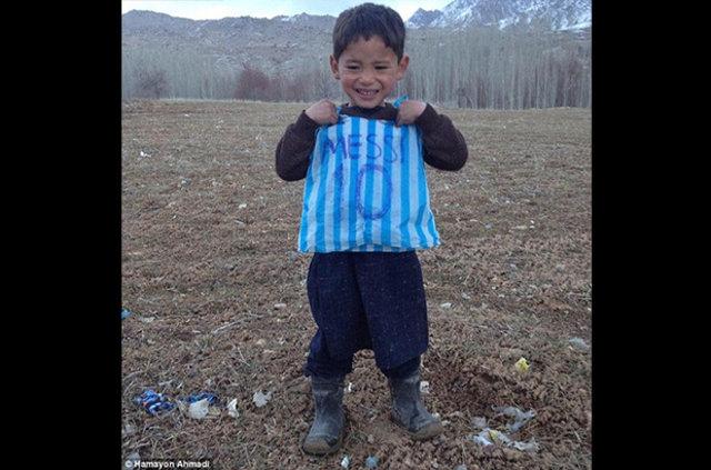 Messi ile büyük buluşma! 1