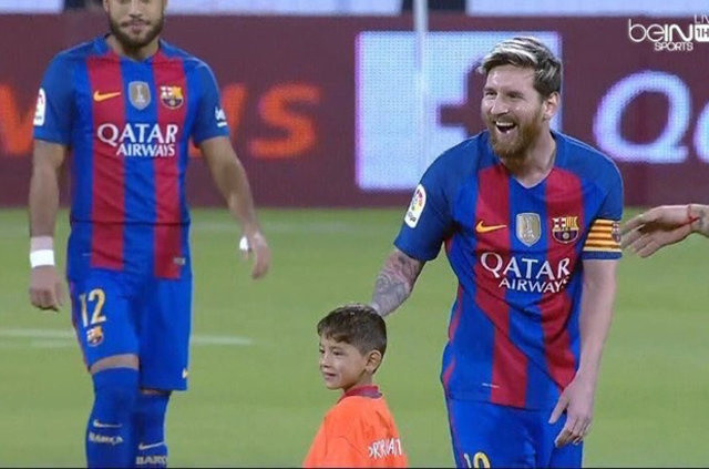 Messi ile büyük buluşma! 5