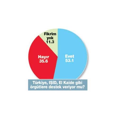 Erdoğan'sız AKP'nin oy oranı? 9