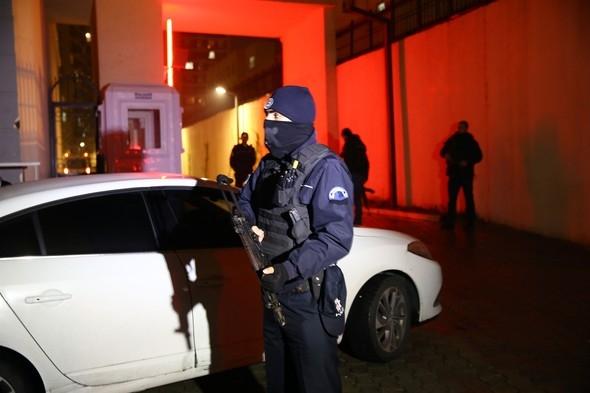 Reina saldırganı terörist böyle yakalandı 7