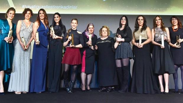 Yılın Kadın Ödülleri 1