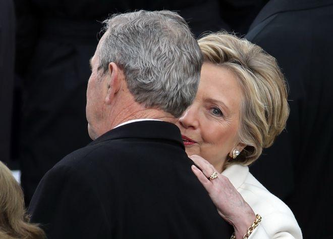 Donald Trump'ın yemin töreninden çarpıcı kareler 2