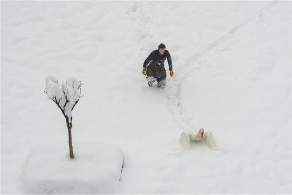 Soğuk günlerde yürek ısıtan haber 2