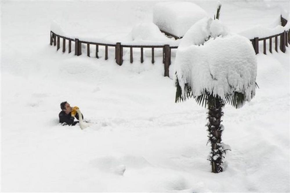 Soğuk günlerde yürek ısıtan haber 4