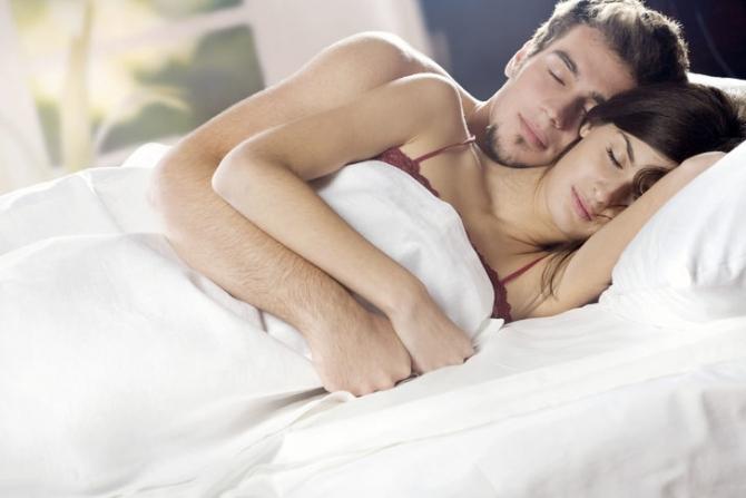 Uyku pozisyonunuz ilişkinizi anlatıyor 4