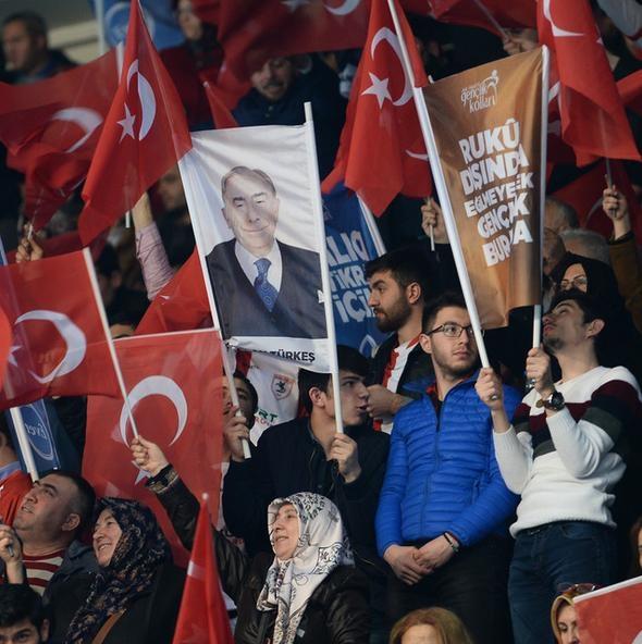 AK Parti startı verdi 8