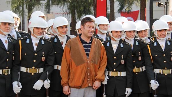 'Seksenler' dizisine Kuleli Askeri Lisesi'nde çekim 3