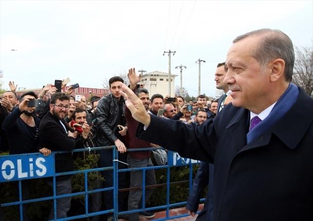 Cumhurbaşkanı Erdoğan Konya'da 11