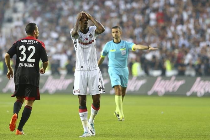 Beşiktaş'ın şampiyonluk maçından kareler 18
