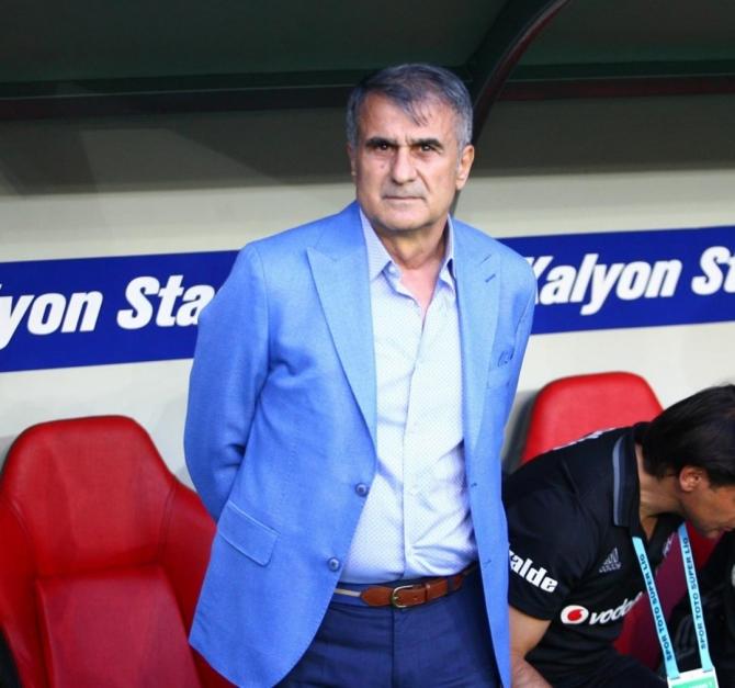 Beşiktaş'ın şampiyonluk maçından kareler 2