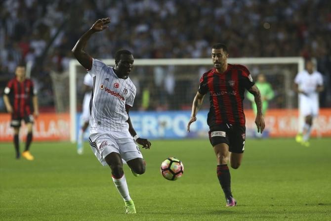 Beşiktaş'ın şampiyonluk maçından kareler 20