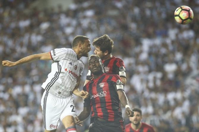 Beşiktaş'ın şampiyonluk maçından kareler 22