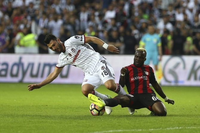 Beşiktaş'ın şampiyonluk maçından kareler 23