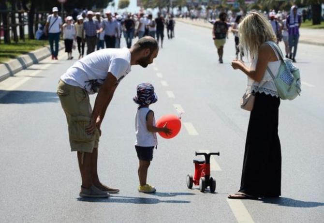 Adalet Yürüyüşü'ne damga vuran fotoğraflar 4