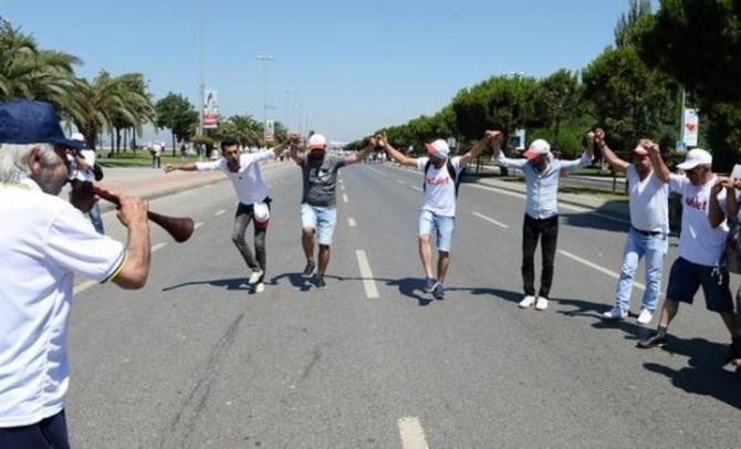 Adalet Yürüyüşü'ne damga vuran fotoğraflar 7