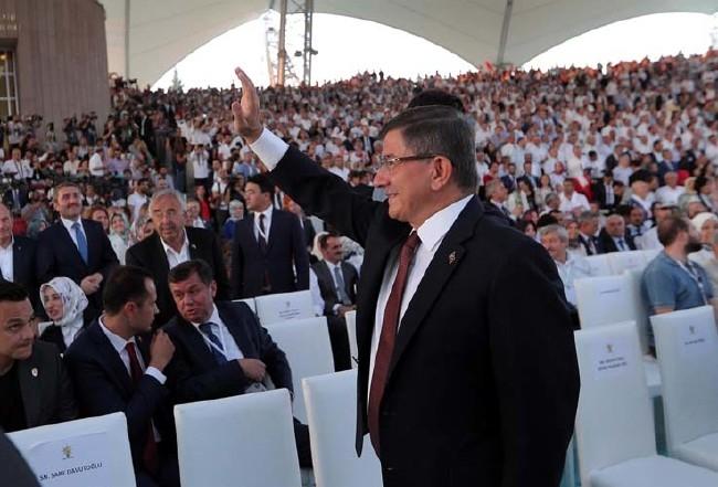 AK Parti'nin 16. Kuruluş Yıldönümü 2