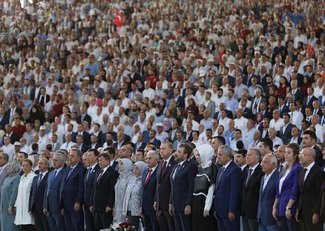 AK Parti'nin 16. Kuruluş Yıldönümü 20