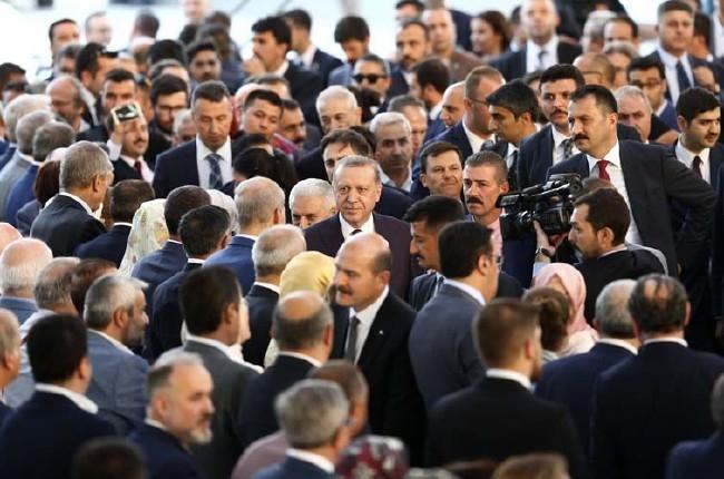AK Parti'nin 16. Kuruluş Yıldönümü 22