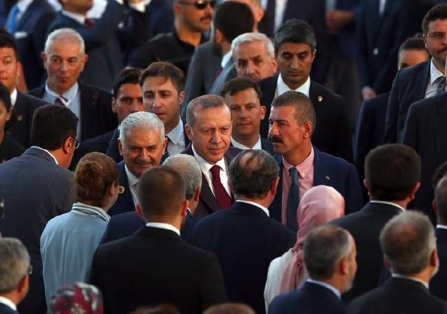 AK Parti'nin 16. Kuruluş Yıldönümü 27