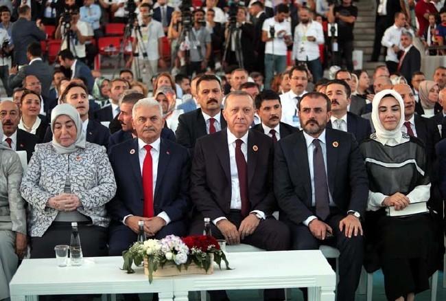AK Parti'nin 16. Kuruluş Yıldönümü 4