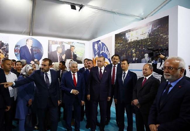AK Parti'nin 16. Kuruluş Yıldönümü 40