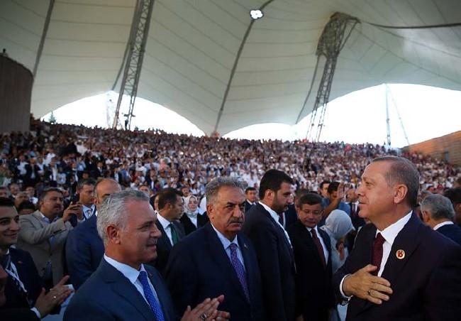 AK Parti'nin 16. Kuruluş Yıldönümü 45