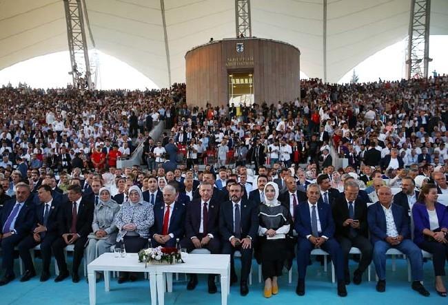 AK Parti'nin 16. Kuruluş Yıldönümü 46