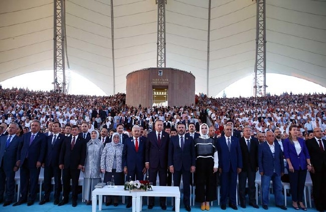 AK Parti'nin 16. Kuruluş Yıldönümü 49