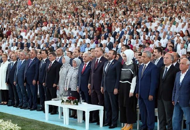 AK Parti'nin 16. Kuruluş Yıldönümü 52