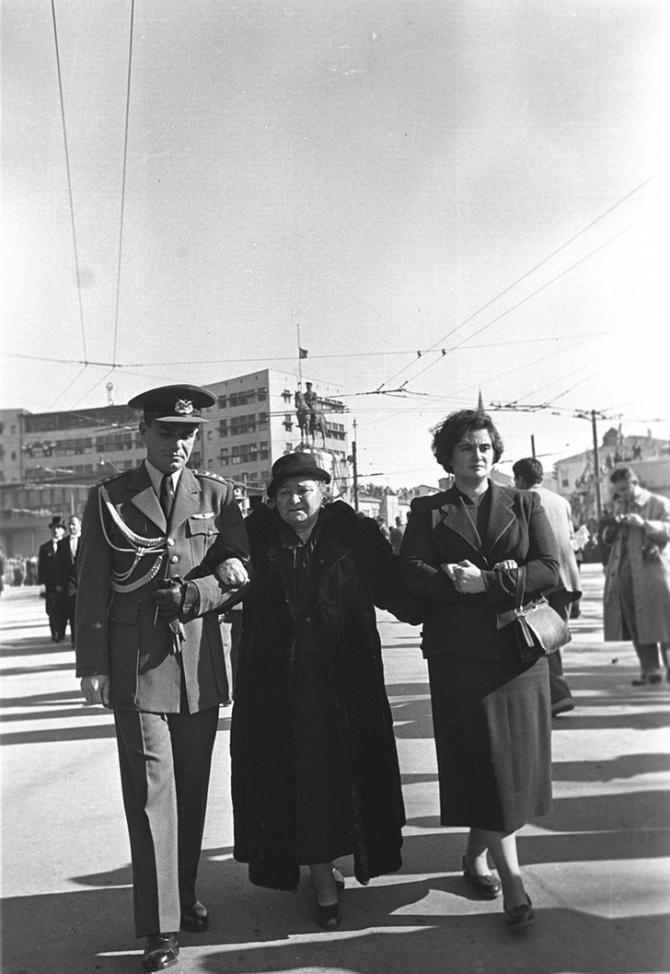 Atatürk'ün son yolculuğu (1938'den 1953'e) 12