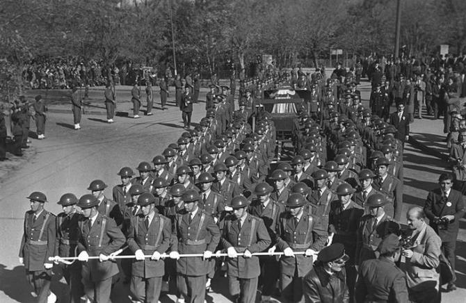 Atatürk'ün son yolculuğu (1938'den 1953'e) 13