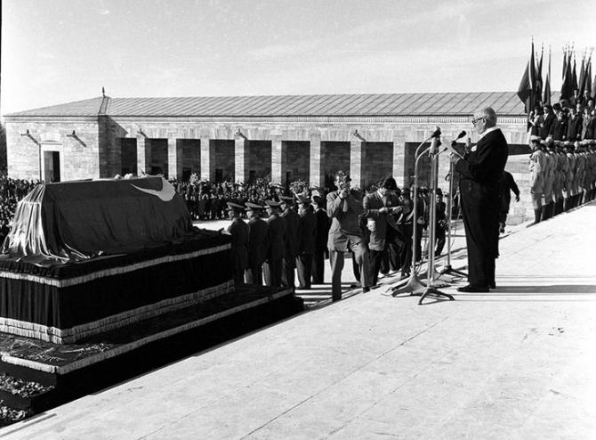Atatürk'ün son yolculuğu (1938'den 1953'e) 26
