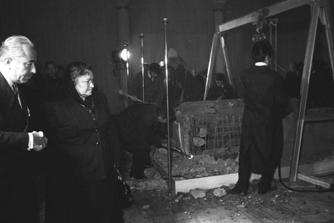 Atatürk'ün son yolculuğu (1938'den 1953'e) 27