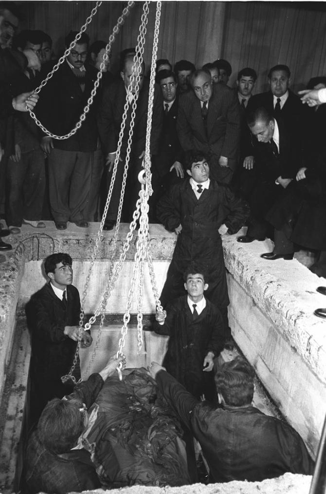 Atatürk'ün son yolculuğu (1938'den 1953'e) 28
