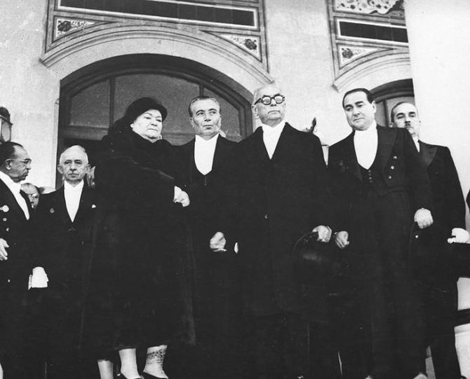 Atatürk'ün son yolculuğu (1938'den 1953'e) 3