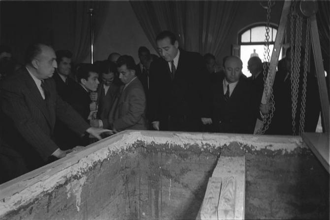 Atatürk'ün son yolculuğu (1938'den 1953'e) 30