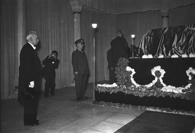 Atatürk'ün son yolculuğu (1938'den 1953'e) 32