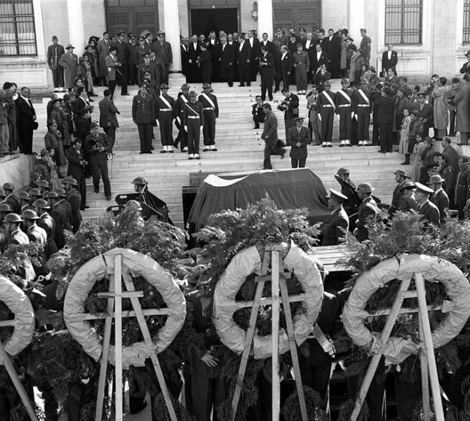 Atatürk'ün son yolculuğu (1938'den 1953'e) 35