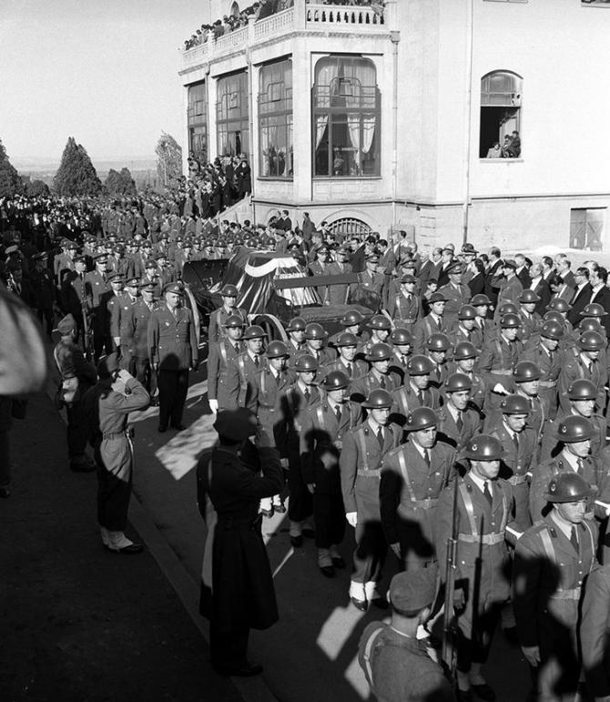 Atatürk'ün son yolculuğu (1938'den 1953'e) 36