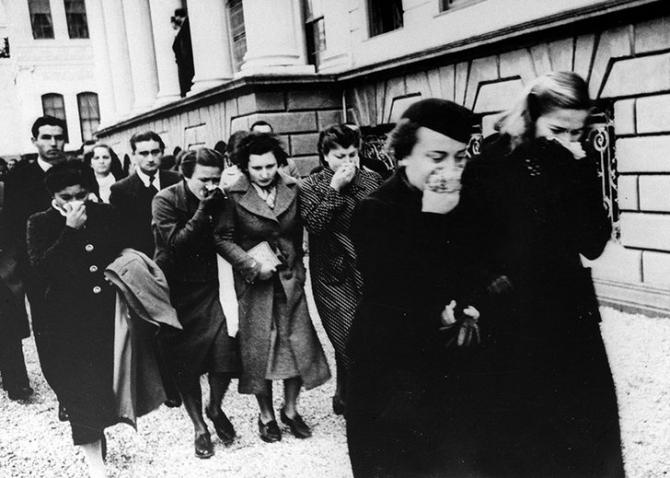 Atatürk'ün son yolculuğu (1938'den 1953'e) 5