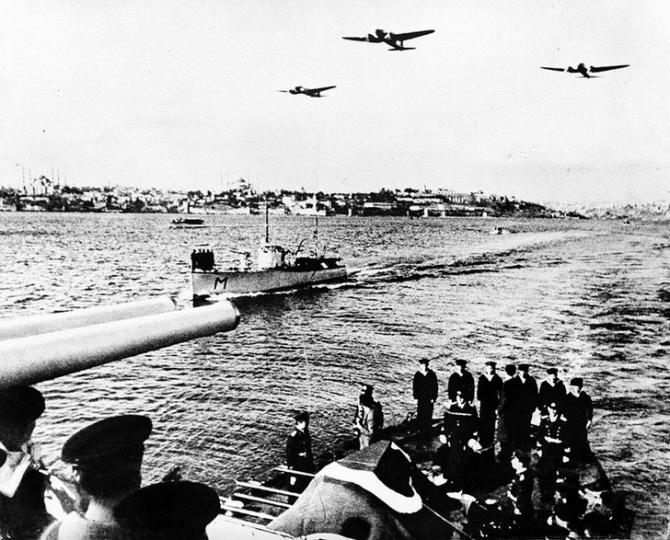 Atatürk'ün son yolculuğu (1938'den 1953'e) 7