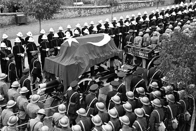 Atatürk'ün son yolculuğu (1938'den 1953'e) 9