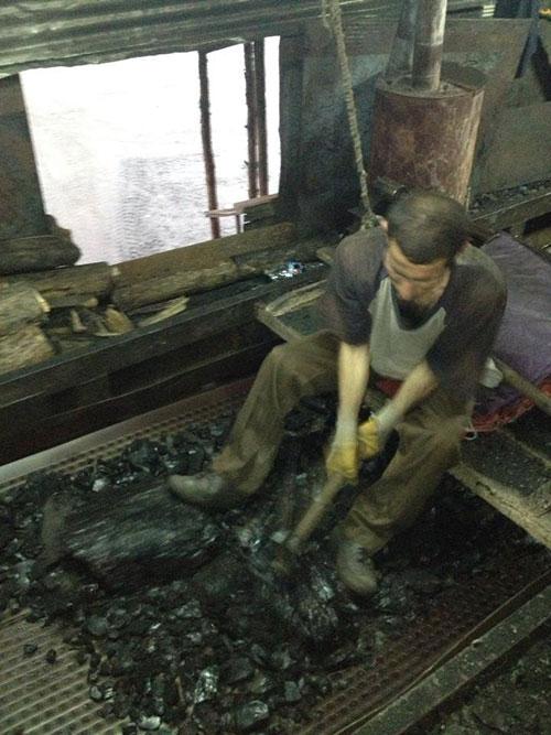 Karaman'daki facianın olduğu maden ocağı 10