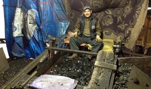 Karaman'daki facianın olduğu maden ocağı 11