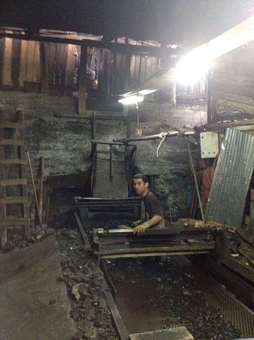 Karaman'daki facianın olduğu maden ocağı 4