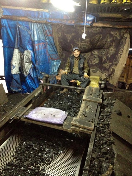 Karaman'daki facianın olduğu maden ocağı 6