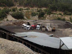 Karaman'daki facianın olduğu maden ocağı
