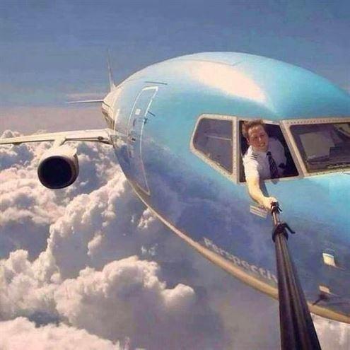 En çılgın 'Selfie'ler 14